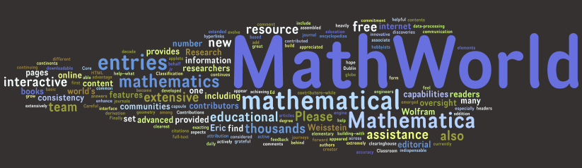 wordle-mathworld
